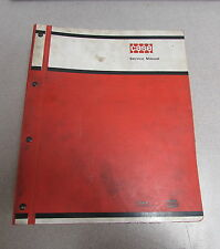 Original Case 310G - 350 Crawler Service Repair Manual 9-99772