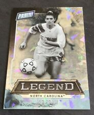 2016 Panini The National Mia Hamm Thick Cracked Ice UNC Tarheels 4/25