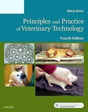 Principles and Practice of Veterinary Technology by Margi Sirois (2016, Paperbac