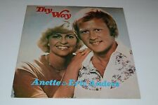Anette & Eric Anders~Thy Way~Private Label~Christian~Xian~FAST SHIPPING