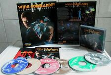 PC DOS: Wing Commander 4 IV: The Price of Freedom - Origin 1995