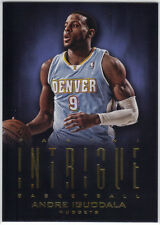 ANDRE IGUODALA 2012-13 PANINI INTRIGUE  #62