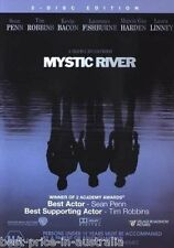 Mystic River DVD CLINT EASTWOOD Film BRAND NEW TOP 250 MOVIE Sean Penn 2-DISC R4