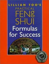 Lillian Too's Practical Feng Shui: Formulas for Success by Lillian Too (2000, H…