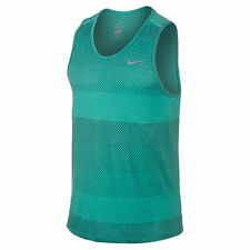 New NIKE DRIFIT MENS TOP Size XL/RUNNING TANK/COOL TAILWIND/Gym/Fitness/vest run
