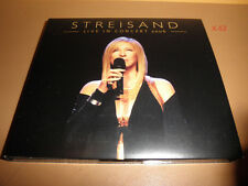 BARBRA STEISAND cd LIVE IN CONCERT 2006 hits SMILE il divo TIME OF YOUR LIFE