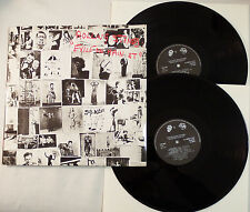 The Rolling Stones Exile On Main ST Street 2lp VINILE GLOBO International Czech