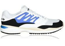 ADIDAS TORSION ALLEGRA X TRAINER WHITE BLUE BLACK UK SIZE 10 EU 44 2/3 NEW
