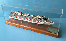CARNIVAL PRIDE cruise ship MODEL ocean liner boat 1:900 scale by Scherbak
