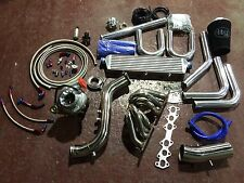 Lexus is300 2JZGE DIY Turbo Charger Kit 2JZ-GE Toyota Supra