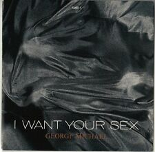 MICHAEL, George  (I Want Your Sex)  Epic/Lust 1 + Picture COVER = UK rel.