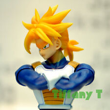 Dragonball Z Kai Trunks Head ONLY Ver2 Action Figure SHF S.H.Figuarts Vegeta