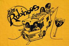 S * Nos vtg 70s 1979 The Rubinoos tour t shirt *revenge of the nerds Power Pop