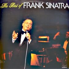 FRANK SINATRA the best of LP 1981 VANSTORY lover/somebody loves me RARE NM++