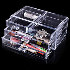 Clear Jewelry Display Case with Draws & Compartments Jewel Shop Collection