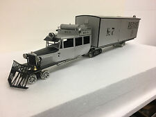 ACCUCRAFT G-SCALE 8131 RGS GALLOPING GOOSE #7 RIO GRANDE 1/20 SCALE W/BOXES