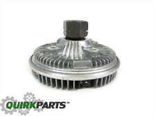 Jeep Grand Cherokee Libery Commander COOLING FAN CLUTCH DRIVE OEM NEW MOPAR
