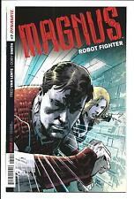 MAGNUS ROBOT FIGHTER # 7 (DYNAMITE, 2014), NM