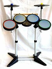 NEW Sony PS4 PS3 PS2 ROCK BAND Wireless PRO Drum Kit 2-CYMBALS beatles 1 2 3 4
