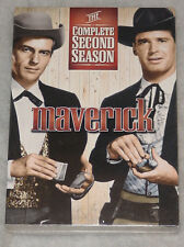 Maverick: The Complete Second Season Two 2 - DVD Box Set - NEW & SEALED