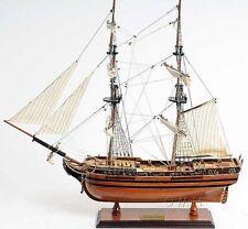Handmade Wooden Model Ship El Cazador - New