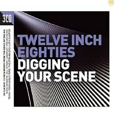 "TWELVE INCH EIGHTIES - DIGGING YOUR SCENE 2016 3CD 30 x 12"" Mixes!"
