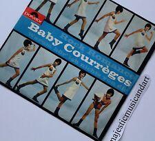 "ORIGINAL 1966 SEXY BABY COURREGES ROCK ROMANCE 7"" VINYL FREAKBEAT PSYCH MOD RARE"