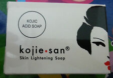 1 x 65g Kojie San Skin Whitening Lightening Kojic Acid Soaps (registered mail)