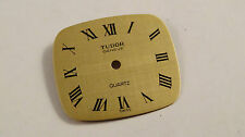 TUDOR  Geneve cushion dial 22mm x 19mm NOS