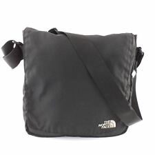 THE NORTH FACE Black Slim Nylon Messenger Bag Cross Body