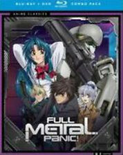 Full Metal Panic: The Complete Series - Classic - 7 (2015, REGION A Blu-ray New)