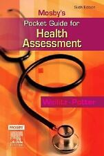 Mosby's Pocket Guide for Health Assessment, 6e (Nursing Pocket Guides) by Weili