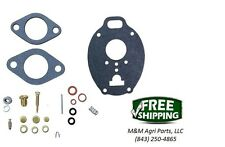 Carburetor kit John Deere M MT 40 320 330 420 430 440 1020 1520 2010 + Tractor
