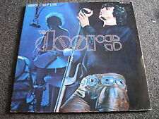 The Doors-Absolutely Live LP-2 LPs-1984 Germany-Rock-Album-62005(EKS 9002)