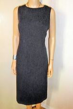 NEXT FULLY LINED GREY MIX WORK WEAR  DRESS SIZE 14