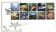 GB 2007 SEA LIFE COTSWOLD OFFICIAL FDC