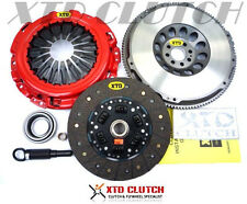 XTD STAGE 2 CLUTCH & CHROME MOLY FLYWHEEL KIT FITS 350Z G35 VQ35DE 3.5L 6CYL