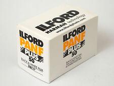 Pellicola 35mm Rullino BN bianco e nero Ilford PanF Plus 50 135-36