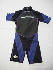 Maui And Sons Wetsuit Shorty Windsurfing Diving - Junior's - size 10 - 118