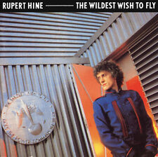 "12"" Rubert Hine The Wildest Wish To Fly (Living In Sin, No Yellow Heart) 80`s"