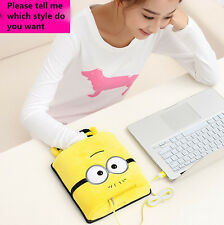 Yellow Winter Usb Hand Warm Mouse Pad Heated Mousepad Laptop Gaming Mousepad