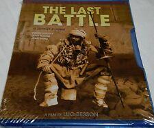 DVD BLU RAY du film LE DERNIER COMBAT de Luc Besson - Neuf sous blister