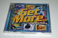 GET MORE ... 2 CD'S NEU & OVP SONGS AUS DER WERBUNG MIT FANCY EMF LEO SAYER ....