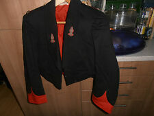 "1880s Boer War Veteran Royal Field Artillery  Mess Jacket Size 36"" by Hawkes"