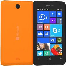 Microsoft Lumia 430  Bright Orange - 6 MONTH MANUFACTURE WARRANTY
