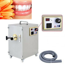 Dental Digital Double Impeller Dust Collector Artificer Room Vacuum Cleaner 550W