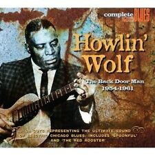 HOWLIN WOLF - THE BACK DOOR MAN  CD NEU