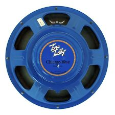 "Tone Tubby 12"" Chicago Blue Alnico Hemp Cone Guitar Speaker 8/16 ohm NEW RELEASE"
