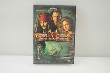 Pirates Of The Caribbean Dead Man's Chest DVD Movie Original Release