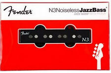 NEW Fender N3 Noiseless Jazz Bass Neck Pickup J-Bass USA Reissue +Many Gift